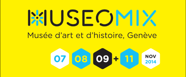 Museomix Cover